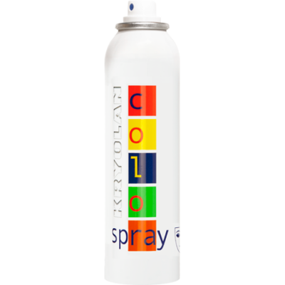 Kryolan Hajszínező spray 150 ml, 2250/D23Gold